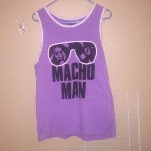 Other - Men's super soft tank Sexy Macho Man